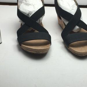 LifeStride Women's Mexico Wedge Sandal